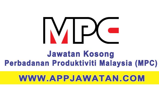 Perbadanan Produktiviti Malaysia (MPC)
