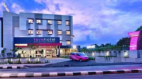 Favehotel depok hotel murah dan nyaman di depok