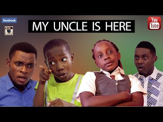 Download Mark Angel Comedy: MY UNCLE IS HERE Video