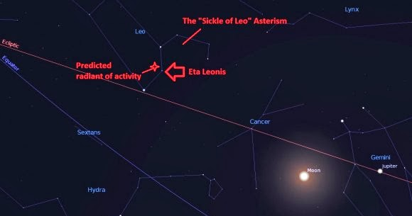 asteroid viewing path tonight - photo #10
