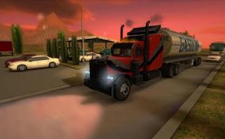 تحميل لعبة الشاحنات الكبيرة Truck Simulator 3D للاندرويد