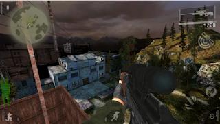 Commando Adventure Shooting Mod Apk Unlimited Money