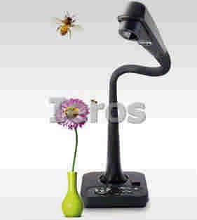 noleggio document camera visul presenter