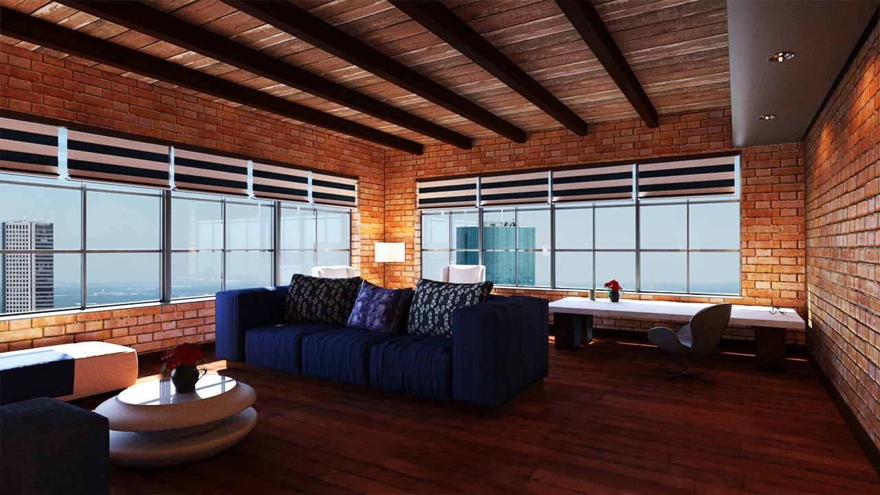 Download daz studio 3 for free daz 3d chicago living room for Living room 2 for daz studio