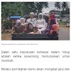 Foto Viral Pasangan Pengantin Baru Ini, Bikin Netizen Berucap 'Bahagia Itu Sederhana'