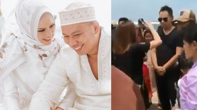 Diduga Bukti Cintanya Settingan, Vicky Prasetyo Ketahuan Di-briefing sebelum Aksi, Netizen Tertawa
