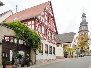 Hotel Restaurant Weinkastell Edesheim