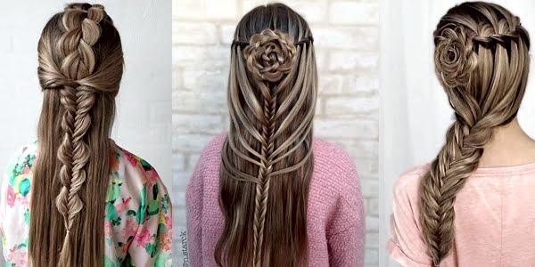 Stunning Braids By N Starck Denmark The Haircut Web
