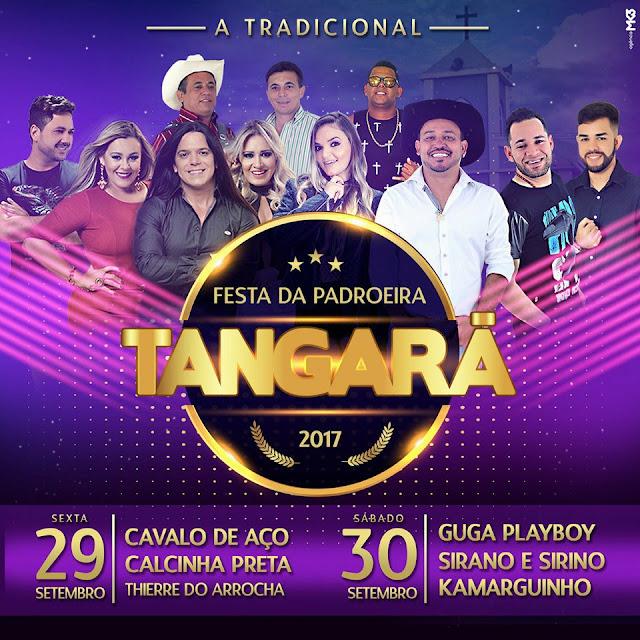 Tradicional Festa da Padroeira Tangará 2017