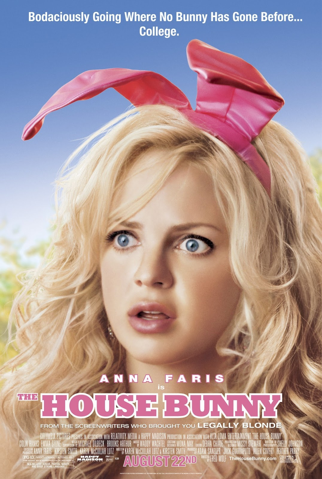 The House Bunny 2008 - Full (HD)