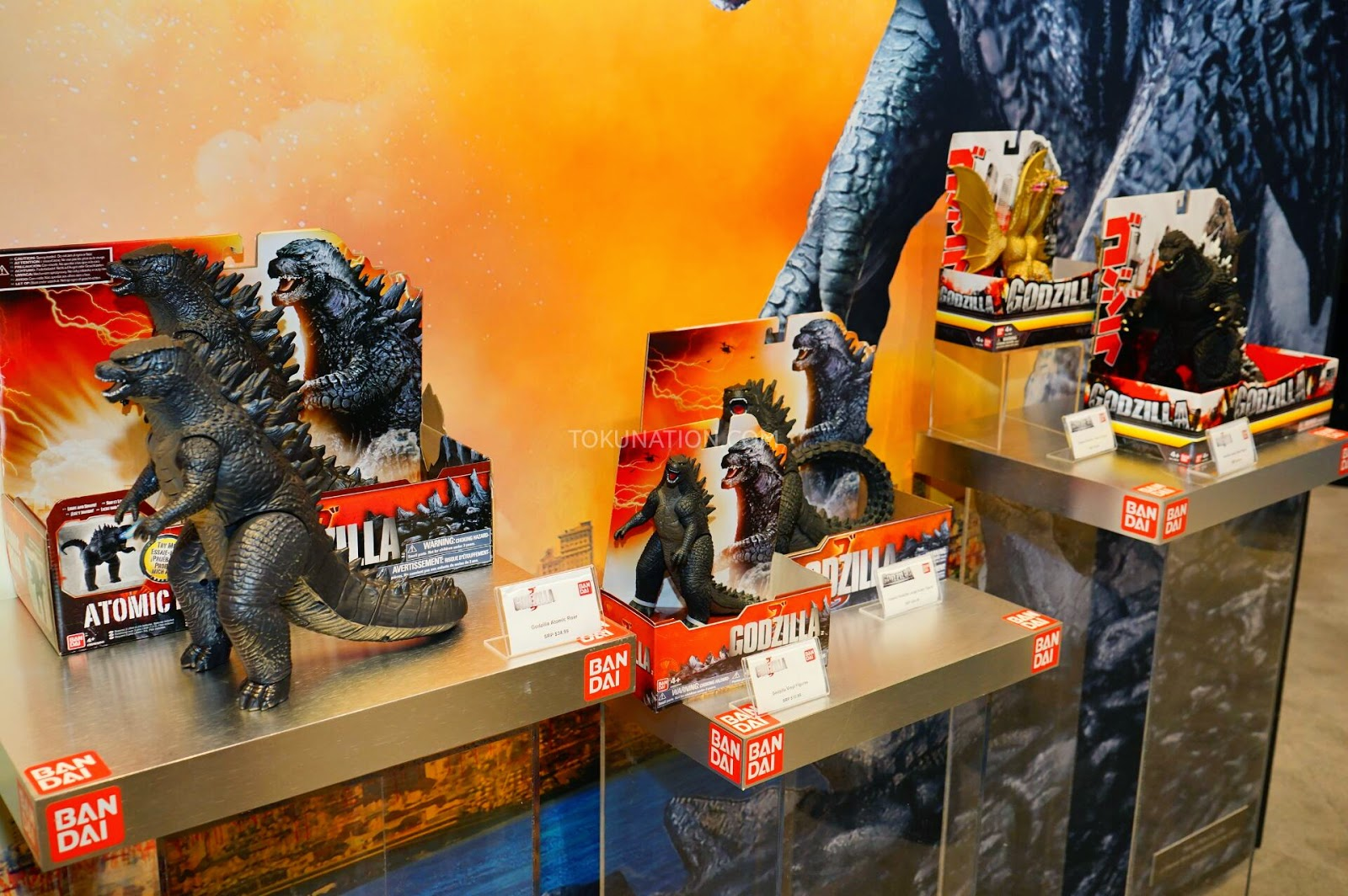 The ToyFair Report: Upcoming Kaiju Toys of 2015 UPDATED ...