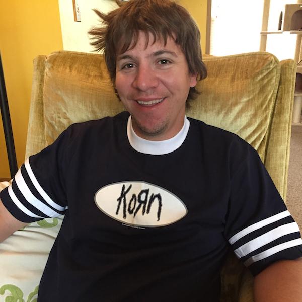 korn t-shirt