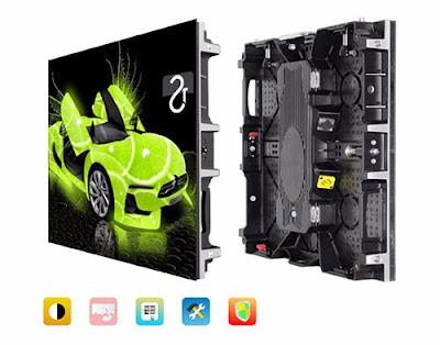 màn hình led p4 cabinet outdoor giá rẻ tại quận 2