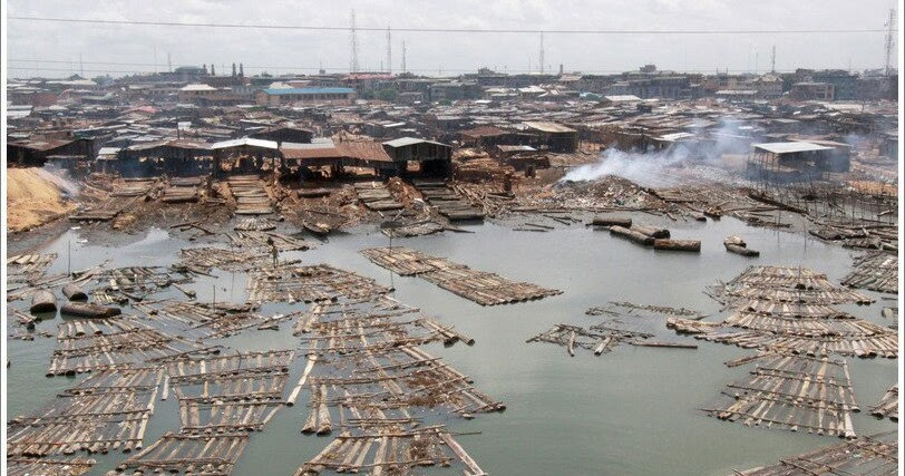 ANOTHER WOMAN JUMPS INTO THE LAGOON IN LAGOS | CKN News