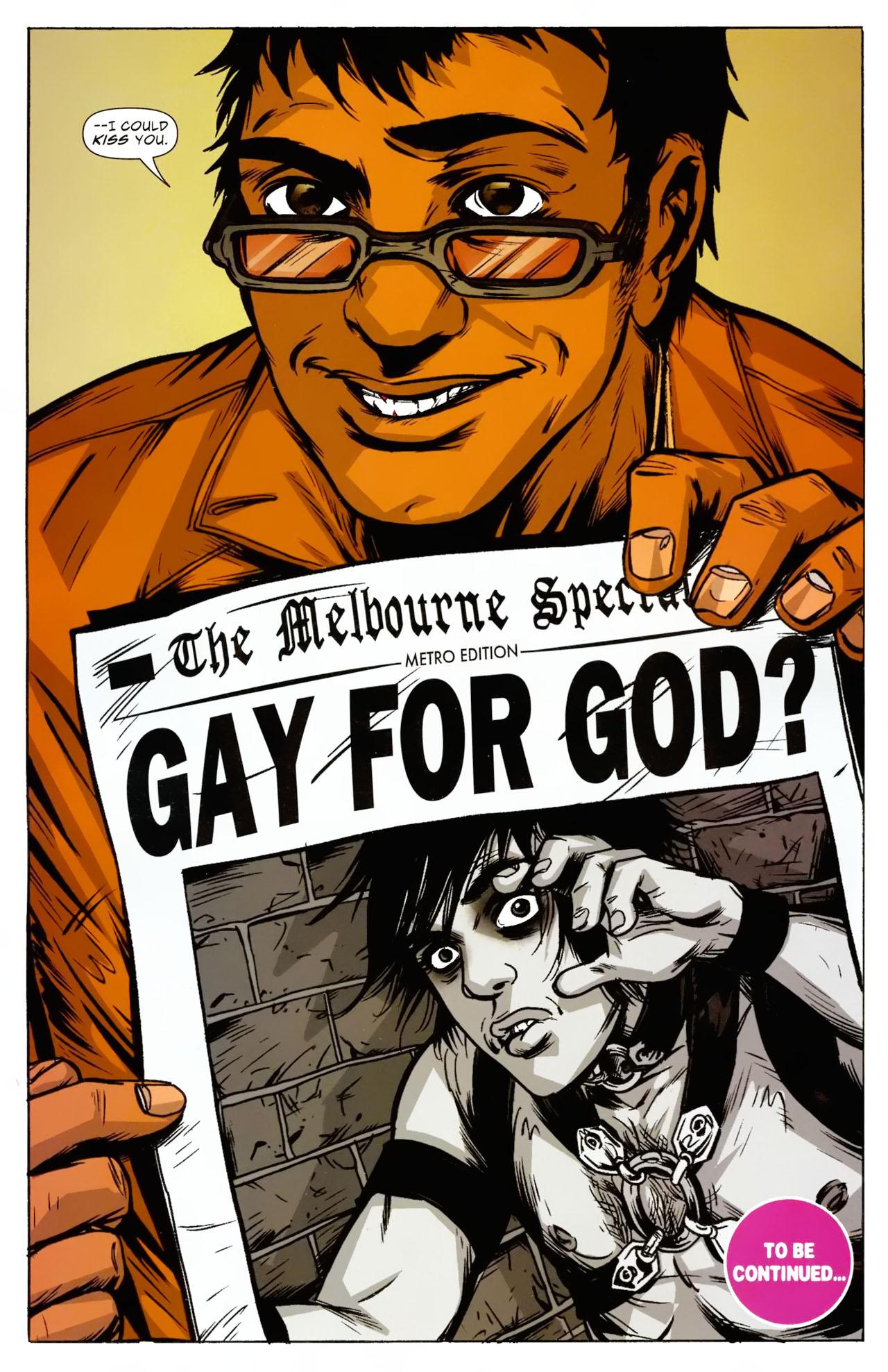 Read online American Virgin comic -  Issue #8 - 25