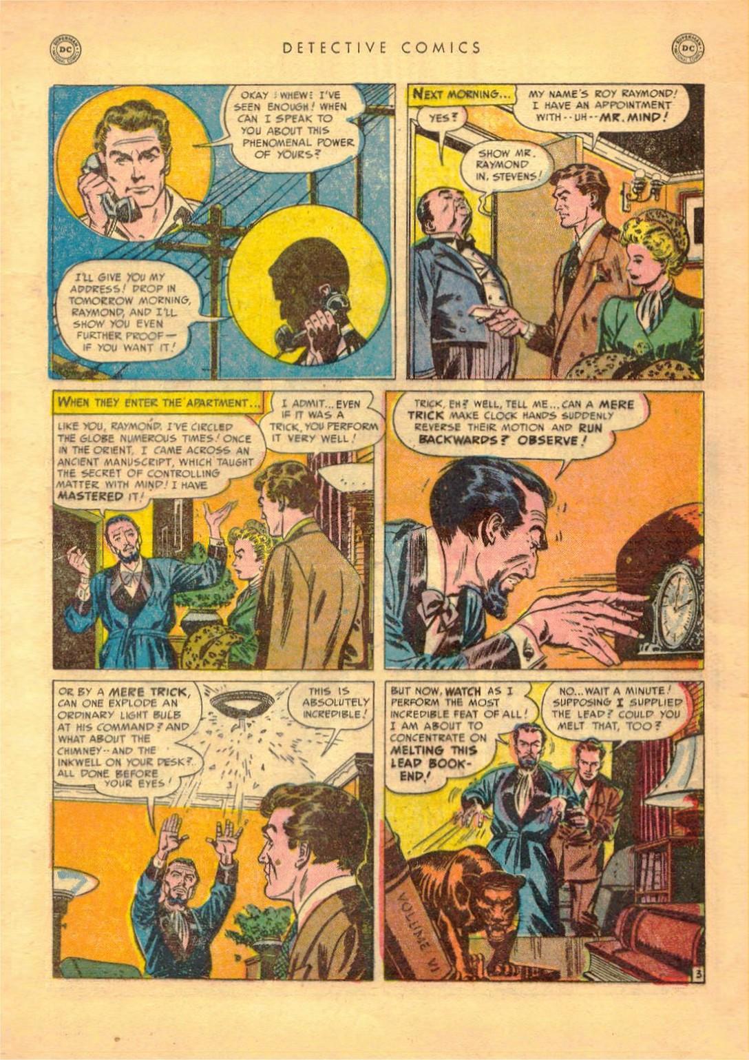 Read online Detective Comics (1937) comic -  Issue #161 - 19