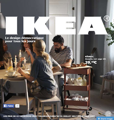 IKEA Catalogue 2017 → France