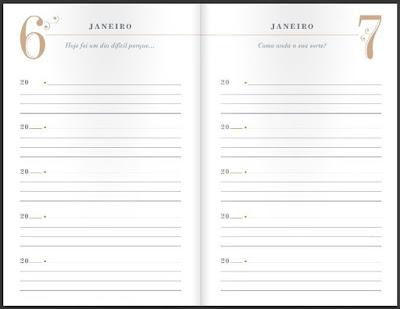 resenha livro interativo uma pergunta por dia diario intrinsica