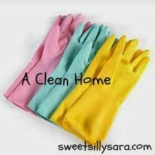 Crafting Reality with Sara: A Clean Home: How to Use a Magic
