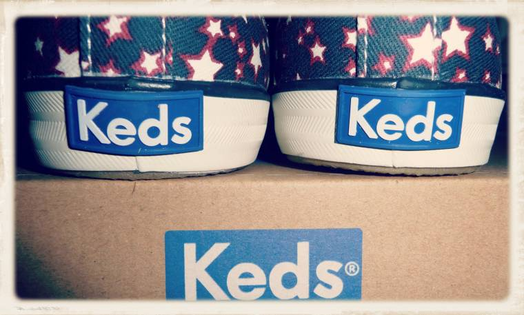 Keds Autumn/Fall 13 Review: All About The Stars