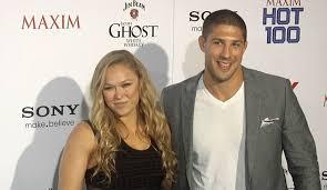 Ronda Rousey boyfriend/Affairs