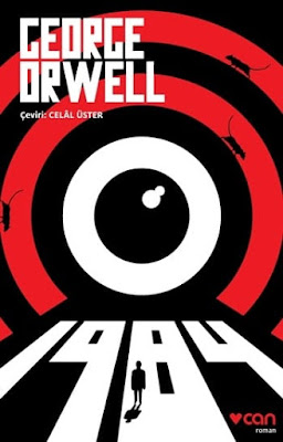 Kitap Yorumları, 1984, George Orwell, Can Yayınları, Celal Üster,