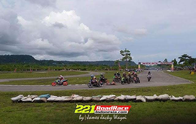 Mengintip Hasil MotorPrix PAPUA, Dipadati Pemain JAWA Syahrul Amin Juara Disana