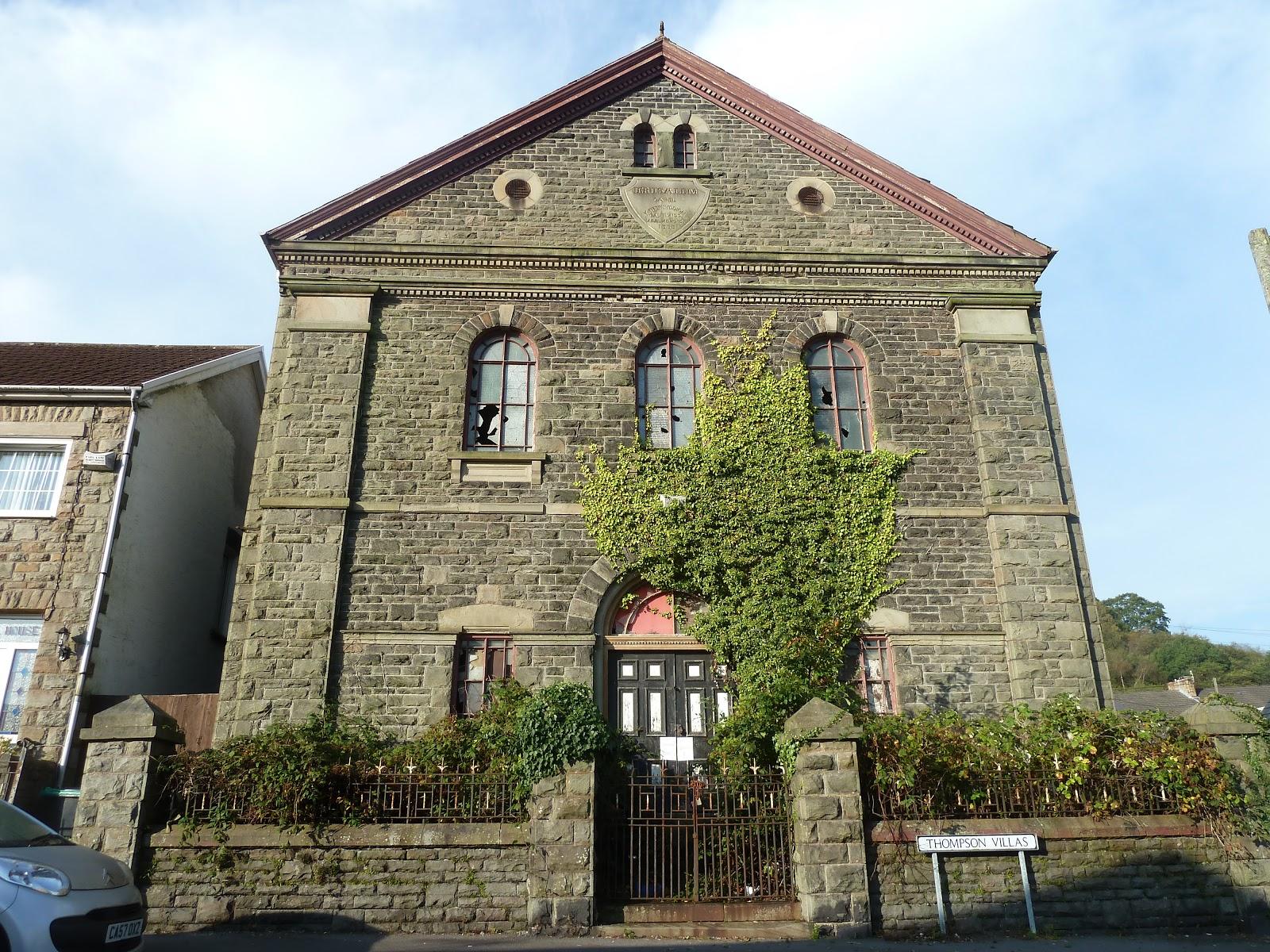 Coal, Chapels and Revival: Llanwonno (Part 2) | welldigger