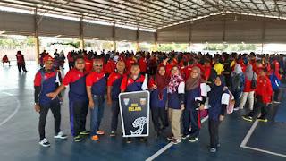 Sekitar Kejohanan Memanah Mssm 2017