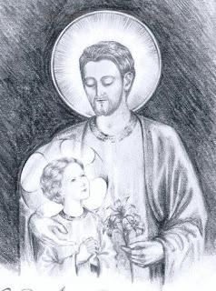 Saint Joseph Epoux de Marie 19 mars