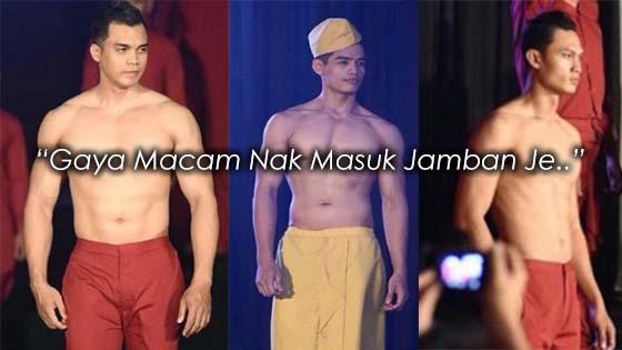 Baju Raya Moden 'Tanpa Baju' 2016 Rekaan Anuar Faizal Cetus Kontroversi