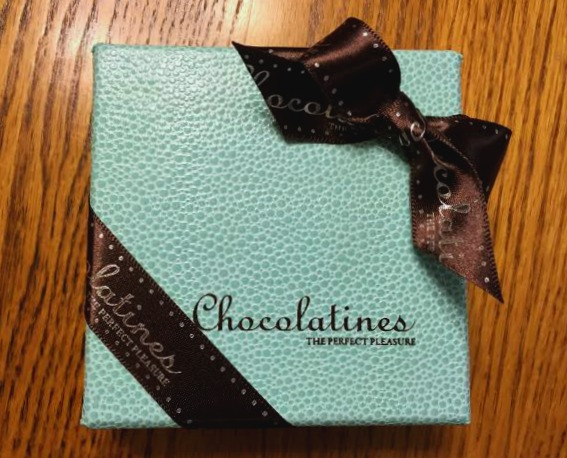 Chocolatines Chocolate Box