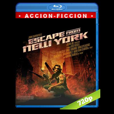 1997 Escape De Nueva York (1981) BRRip 720p Audio Trial Latino-Castellano-Ingles 5.1