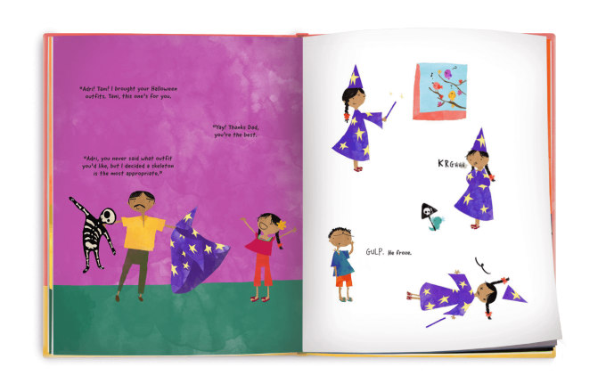 The Day of the Dead / El Dia De Los Muertos Books for Kids