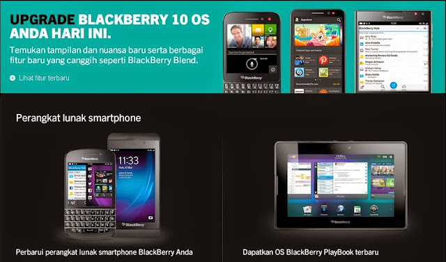 BlackBerry 10 Updates OS 10.3.1