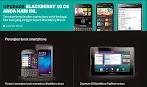 Akhirnya BlackBerry 10 Updates OS 10.3.1