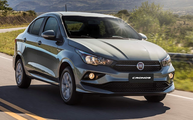 Fiat Cronos Drive 1.3 MT