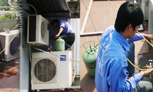 Nạp gas điều hòa tại quận Hà Đông, Hà Nội