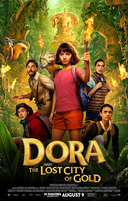 Dora and the Lost City of Gold 2019 Eng 720p HDRip 800Mb ESub