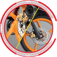 Disc Brake HONDA BLADE S Nagamas Motor Klaten