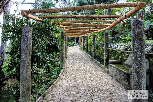 Willa Sassetii (ogrody i parki w Sintrze)