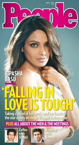 Bipasha Basu's Hot Photo Shoot for People Magazine-April 2013