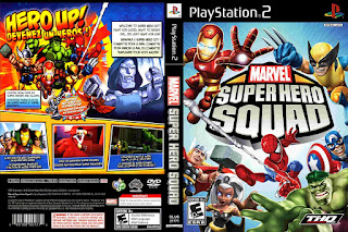 Cheat Marvel Super Hero Squad PS2