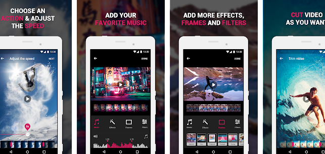 Free Best Video Editing Android Apps In 2019 - NixaTube