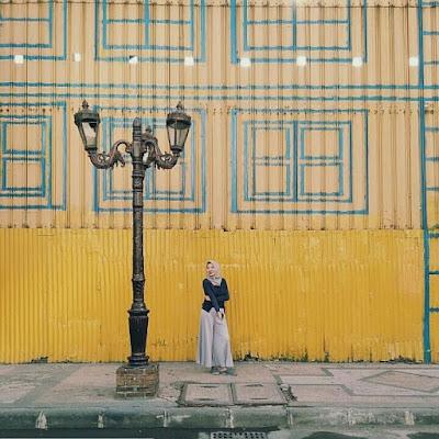 14 Spot Foto Instagramable di Surabaya