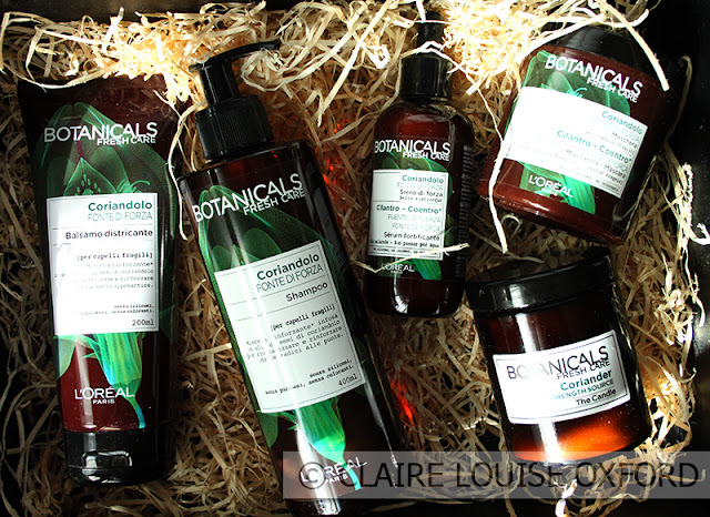 L'Oreal Botanicals Fresh Care Coriandolo per capelli fragili