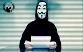 «Η Αμερική θα γίνει πεδίο μάχης» Νέο μήνυμα από τους Anonymous για το νόμο «National Defense Authorization» Βίντεο
