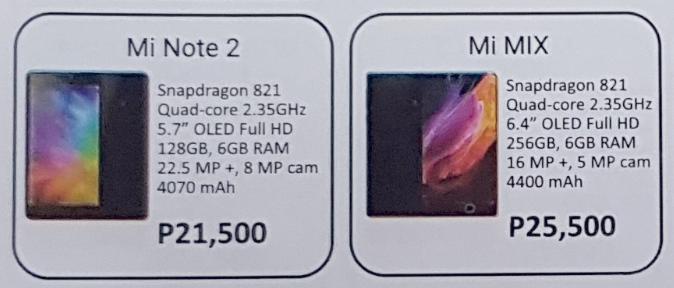 Xiaomi Philippines Android Smartphones