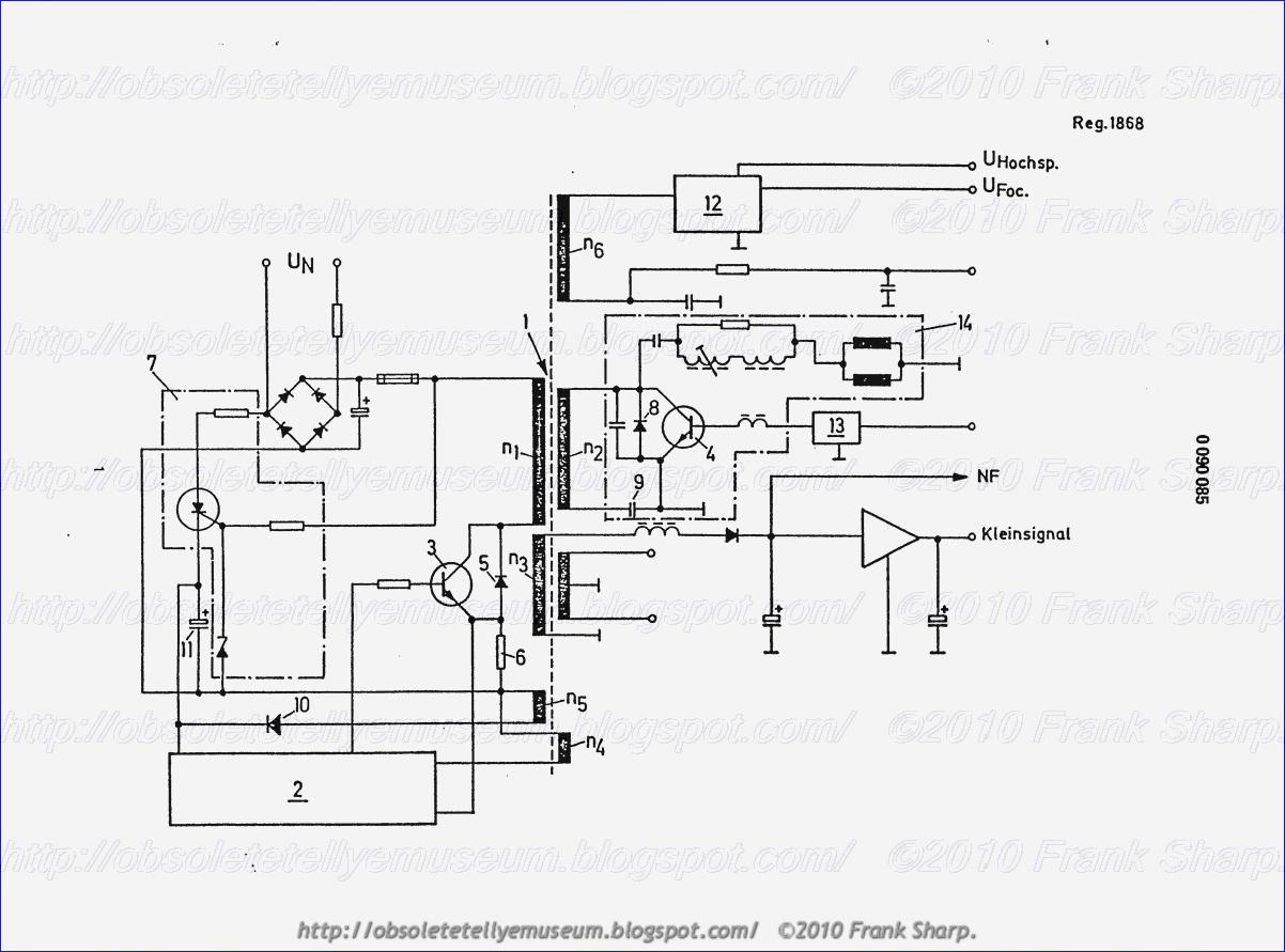 Obsolete Technology Tellye Grundig P37 343 Challenge