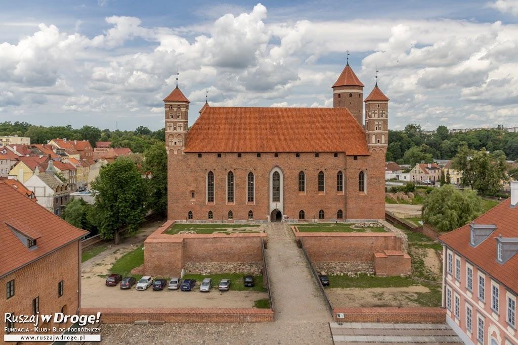 Warmiński Zodiak - Zamek w Lidzbarku Warmińskim